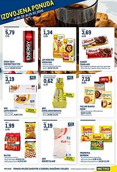 Metro Katalog Zagreb Prehrana Do 19 2