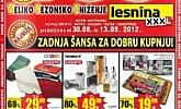Lesnina katalog vss Zagreb