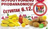 Mercator katalog market Savica