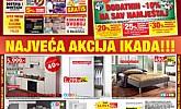Lesnina Rijeka katalog 6. rođendan