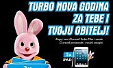 Duracell nagradna igra Turbo