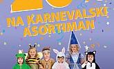 Baby Center akcija karnevalski asortiman