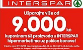Interspar knjižica sa popustima do 12.3.