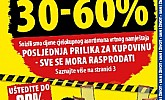 Jysk katalog Sniženje do -60%