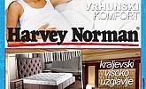 Harvey Norman katalog kreveti madraci