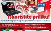Pevec katalog Split, Makarska