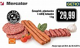 Mercator Getro akcija za početak tjedna