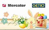 Mercator Getro akcija Uskrs TV
