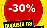 Baumax akcija -30% na cjelokupni asortiman