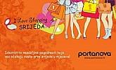 Portanova Shopping srijeda popusti 4.6.