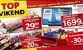 Konzum Top vikend akcija