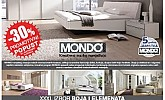Lesnina katalog Mondo namještaj