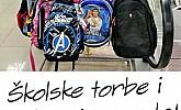 Ponuda školskih torbi i ruksaka slike