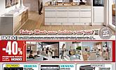 Lesnina katalog kuhinje do 5.10.