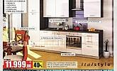Lesnina katalog kuhinje i namještaj