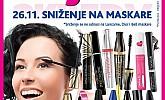 Kozmo srijeda -30% maskare