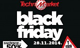 Technomarket akcija Black friday