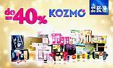 Kozmo akcija svi poklon setovi -40%
