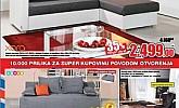 Lesnina katalog Zadar otvorenje