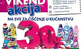 Kozmo vikend akcija do 11.1.