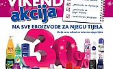 Kozmo vikend akcija do 25.1.
