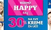Kozmo Happy Day kreme za lice