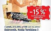 DM katalog Dubrovnik otvorenje