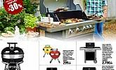 Lesnina katalog Jamie Oliver roštilji
