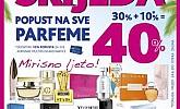Kozmo srijeda -40% parfemi