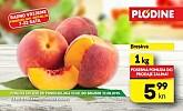 Plodine akcija za početak tjedna do 12.8.