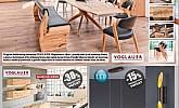 Lesnina katalog Voglauer namještaj