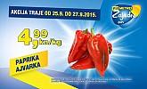 Metro vikend akcija do 27.9.
