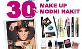 Kozmo vikend akcija-30% make up i nakit