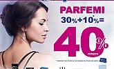Kozmo vikend akcija Parfemi -40%