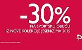 Pittarosso akcija -30% na sportsku obuću