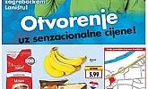 Kaufland katalog Lanište otvorenje