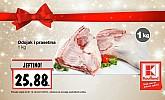 Kaufland akcija za božićni početak tjedna
