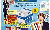 Metro katalog Ured siječanj