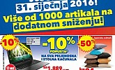 Harvey Norman katalog Sniženje do 31.1.
