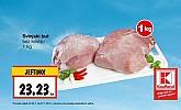 Kaufland akcija za početak tjedna do 27.1.