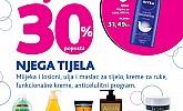 Kozmo srijeda -30% popusta proizvodi za njegu tijela