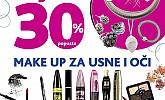 Kozmo srijeda -30% popusta na nakit i make up za usne i oči