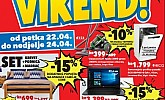Harvey Norman katalog Vrući vikend