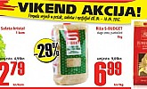 Interspar vikend akcija do 10.4.