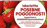Interspar kuponi prehrana svibanj 2016