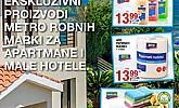Metro katalog hoteli apartmani