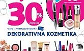 Kozmo srijeda -30% popusta dekorativna kozmetika