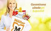 Muller katalog Kuponi do 31.10.