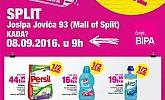 Bipa katalog Mall of Split