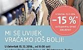 DM katalog Zadar Interspar otvorenje